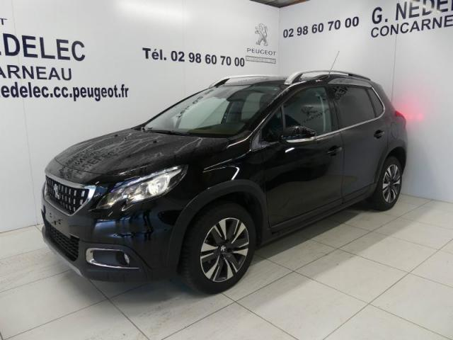 Voiture occasion peugeot 2008 1 6 bluehdi 100ch allure for Garage peugeot concarneau