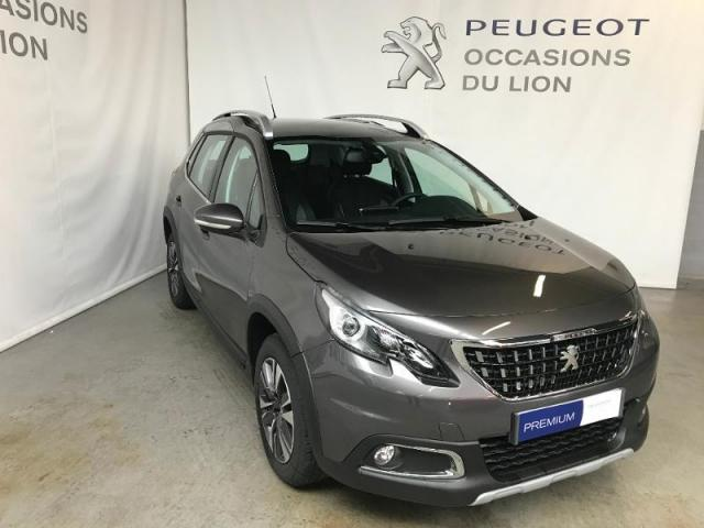 voiture occasion peugeot 2008 1 6 bluehdi 100ch allure. Black Bedroom Furniture Sets. Home Design Ideas