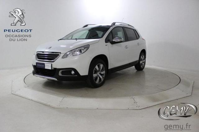 voiture occasion peugeot 2008 1 6 bluehdi 100ch style 2016 diesel 44110 ch teaubriant loire. Black Bedroom Furniture Sets. Home Design Ideas