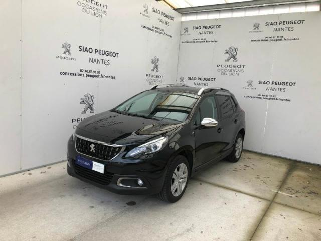 voiture occasion peugeot 2008 1 6 bluehdi 100ch style 2017 diesel 44700 orvault loire atlantique. Black Bedroom Furniture Sets. Home Design Ideas