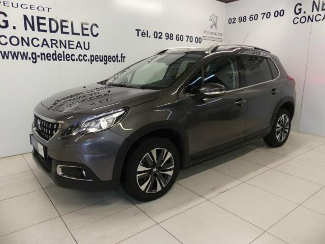 Voiture occasion peugeot 2008 1 6 bluehdi 116ch allure for Garage peugeot concarneau