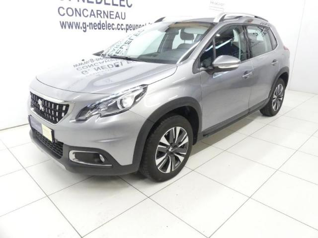 Voiture occasion peugeot 2008 1 6 bluehdi 120ch allure s s for Garage peugeot concarneau