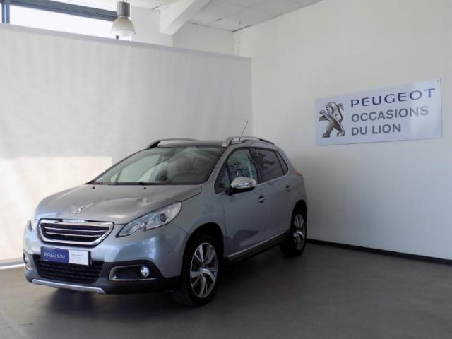voiture occasion peugeot 2008 1 6 bluehdi 120ch f line titane s s 2016 diesel 14800 deauville. Black Bedroom Furniture Sets. Home Design Ideas