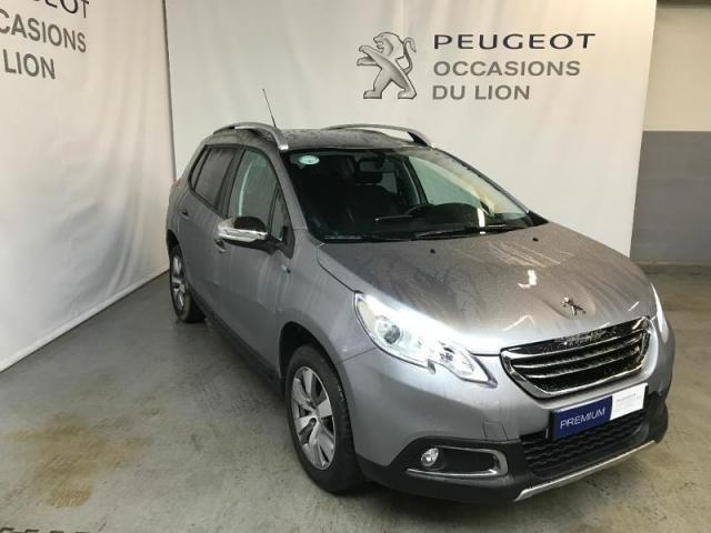 voiture occasion peugeot 2008 1 6 bluehdi 75ch style 2016 diesel 50000 saint l manche. Black Bedroom Furniture Sets. Home Design Ideas