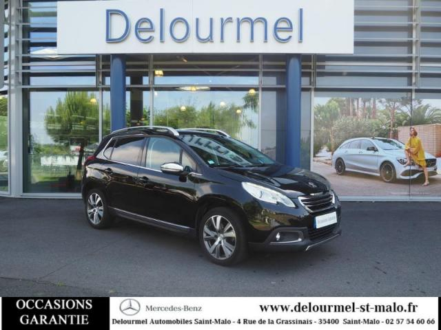 voiture occasion peugeot 2008 1 6 e hdi115 fap f linetitane 2013 diesel 35400 saint malo ille et. Black Bedroom Furniture Sets. Home Design Ideas