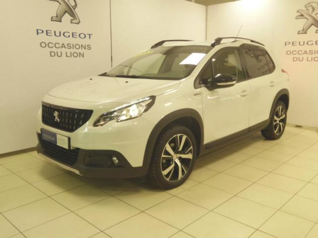 Voiture occasion peugeot 2008 1 6 bluehdi 100ch gt line for Garage peugeot lannion 22300