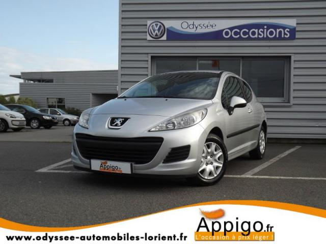 voiture occasion peugeot 207 1 4 hdi 70 urban 2010 diesel 56600 lanester morbihan votreautofacile. Black Bedroom Furniture Sets. Home Design Ideas