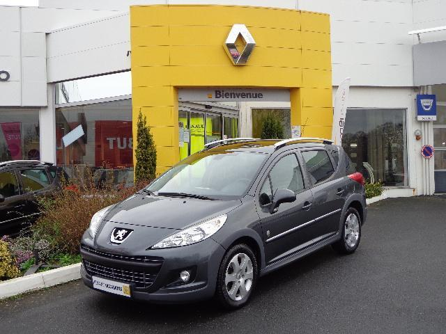 voiture occasion peugeot 207 sw 1 6 hdi 112ch fap outdoor 2010 diesel 50200 coutances manche. Black Bedroom Furniture Sets. Home Design Ideas