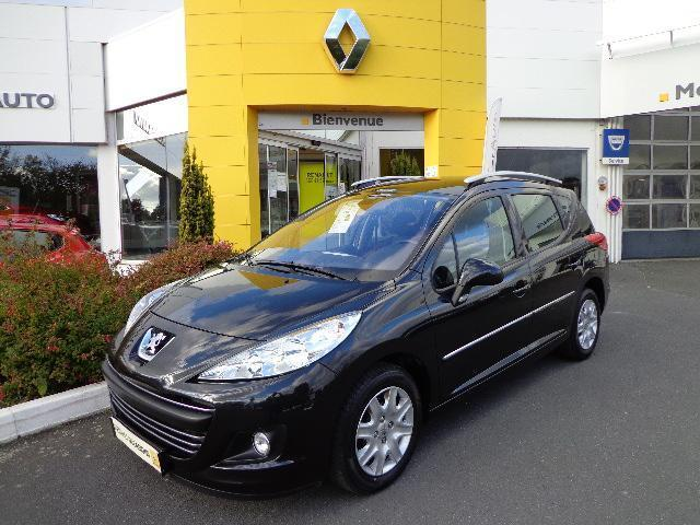 voiture occasion peugeot 207 sw 1 6 hdi 90ch blue lion premium 2009 diesel 50200 coutances. Black Bedroom Furniture Sets. Home Design Ideas