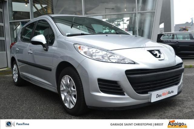 voiture occasion peugeot 207 sw 1 6 hdi90 active 2009 diesel 29200 brest finist re votreautofacile. Black Bedroom Furniture Sets. Home Design Ideas