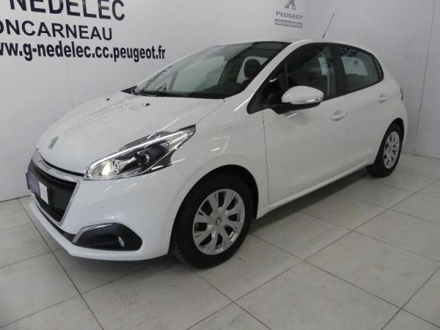 Voiture occasion peugeot 208 1 2 puretech 82ch active for Garage peugeot concarneau