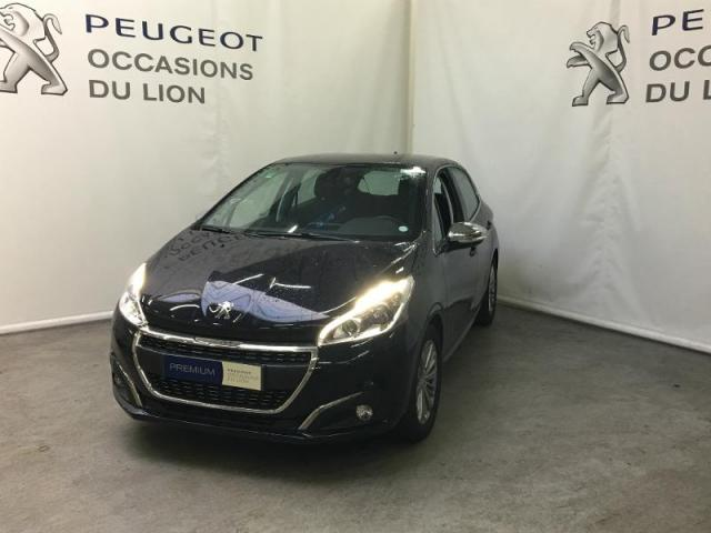 voiture occasion peugeot 208 1 2 puretech 82ch allure 5p 2017 essence 14100 lisieux calvados. Black Bedroom Furniture Sets. Home Design Ideas