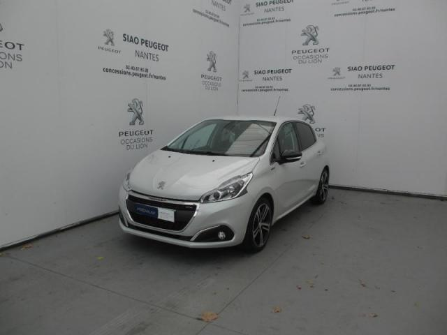 voiture occasion peugeot 208 1 6 bluehdi 100ch gt line 5p 2017 diesel 44700 orvault loire. Black Bedroom Furniture Sets. Home Design Ideas