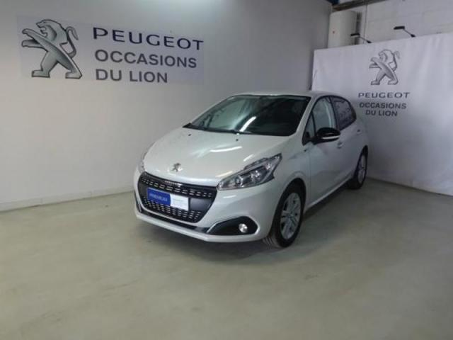 voiture occasion peugeot 208 1 6 bluehdi 100ch style 5p 2016 diesel 14000 caen calvados. Black Bedroom Furniture Sets. Home Design Ideas