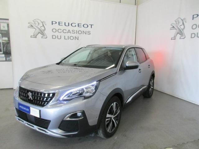 voiture occasion peugeot 3008 1 2 puretech 130ch allure s s 2017 essence 50200 coutances manche. Black Bedroom Furniture Sets. Home Design Ideas