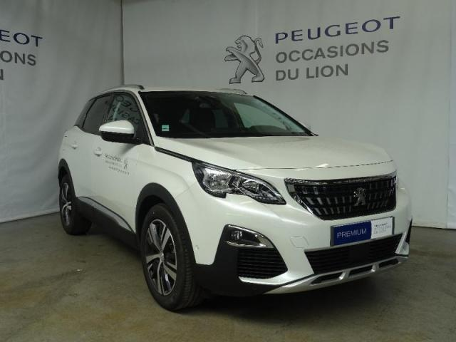 voiture occasion peugeot 3008 1 2 puretech 130ch allure s s eat6 2018 essence 50000 saint l. Black Bedroom Furniture Sets. Home Design Ideas