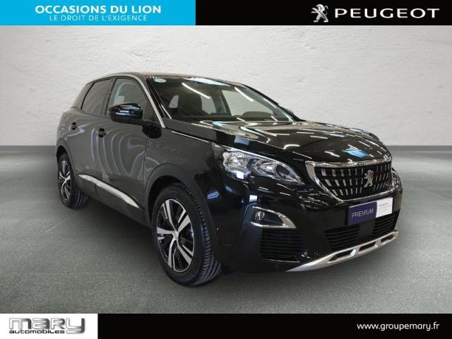 voiture occasion peugeot 3008 1 5 bluehdi 130ch 6 c allure s s eat8 2018 diesel 14000 caen. Black Bedroom Furniture Sets. Home Design Ideas