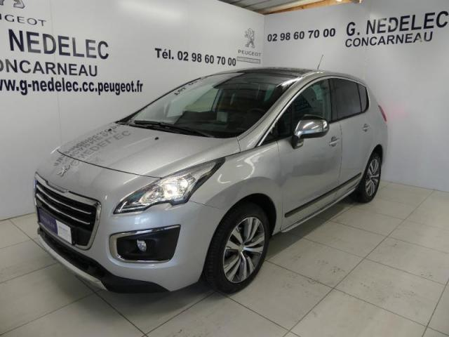 Voiture occasion peugeot 3008 1 6 bluehdi 115ch allure for Garage peugeot concarneau