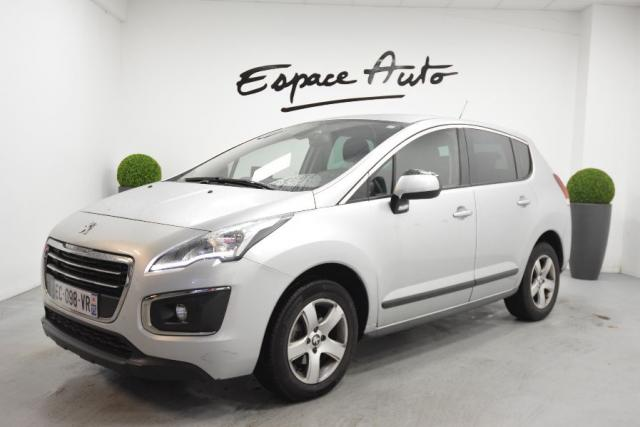 Voiture occasion peugeot 3008 1 6 bluehdi 120ch active for Garage espace auto quimper