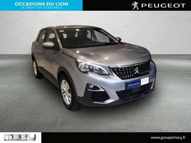 voiture occasion peugeot 3008 1 6 bluehdi 120ch active s s 2017 diesel 14400 bayeux calvados. Black Bedroom Furniture Sets. Home Design Ideas
