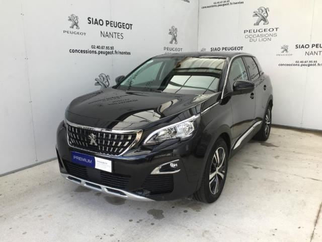 voiture occasion peugeot 3008 1 6 bluehdi 120ch allure s s 2017 diesel 44700 orvault loire. Black Bedroom Furniture Sets. Home Design Ideas