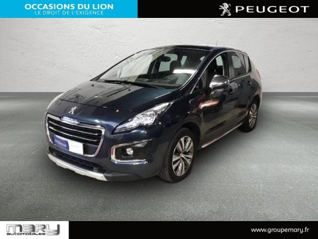 voiture occasion peugeot 3008 1 6 bluehdi 120ch allure s s eat6 2015 diesel 50110 tourlaville. Black Bedroom Furniture Sets. Home Design Ideas