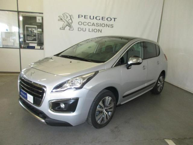 voiture occasion peugeot 3008 1 6 bluehdi 120ch allure s s eat6 2016 diesel 50200 coutances. Black Bedroom Furniture Sets. Home Design Ideas