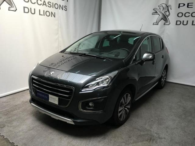 voiture occasion peugeot 3008 1 6 bluehdi 120ch allure s s eat6 2016 diesel 14100 lisieux. Black Bedroom Furniture Sets. Home Design Ideas