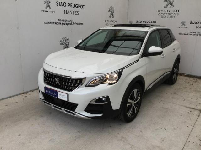 voiture occasion peugeot 3008 1 6 bluehdi 120ch allure s s eat6 2017 diesel 44700 orvault loire. Black Bedroom Furniture Sets. Home Design Ideas