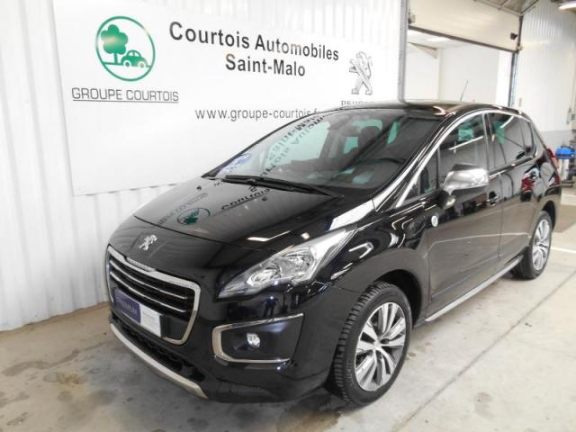 voiture occasion peugeot 3008 1 6 hdi115 fap crossway 2015 diesel 35400 saint malo ille et. Black Bedroom Furniture Sets. Home Design Ideas
