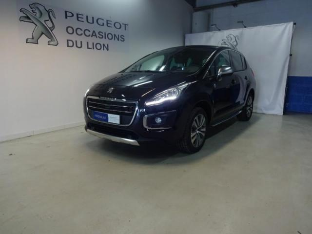 voiture occasion peugeot 3008 1 6 bluehdi 120ch crossway s s 2016 diesel 14000 caen calvados. Black Bedroom Furniture Sets. Home Design Ideas