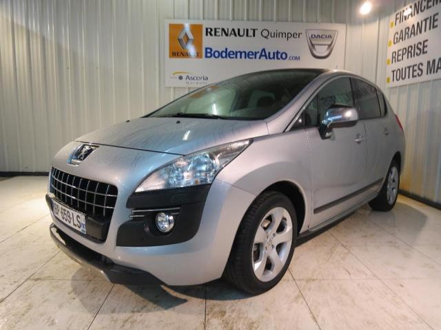 voiture occasion peugeot 3008 1 6 e hdi 112ch fap bmp6 blue lion allure 2011 diesel 29000. Black Bedroom Furniture Sets. Home Design Ideas