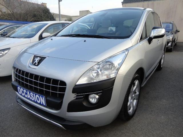 voiture occasion peugeot 3008 1 6 e hdi allure 115 ch bmp6 2012 diesel 56530 qu ven morbihan. Black Bedroom Furniture Sets. Home Design Ideas