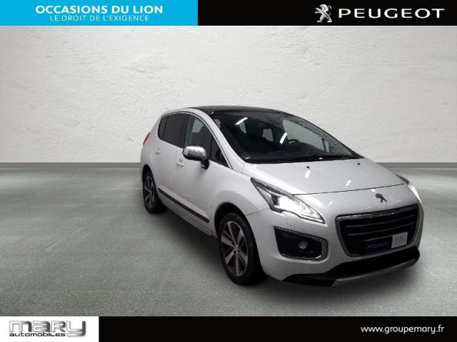 voiture occasion peugeot 3008 1 6 e hdi115 fap f line etg6 2014 diesel 14100 lisieux calvados. Black Bedroom Furniture Sets. Home Design Ideas