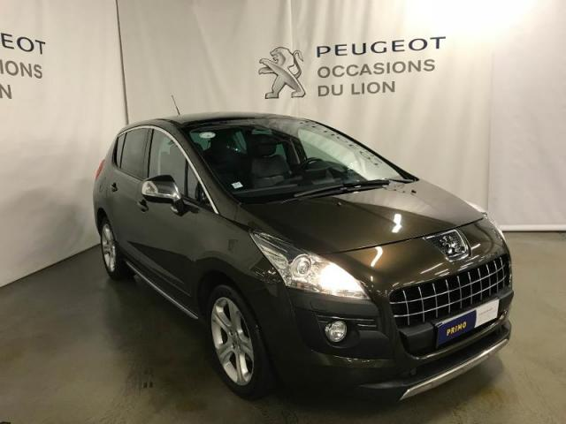 voiture occasion peugeot 3008 1 6 hdi112 fap f line 2011 diesel 50000 saint l manche. Black Bedroom Furniture Sets. Home Design Ideas