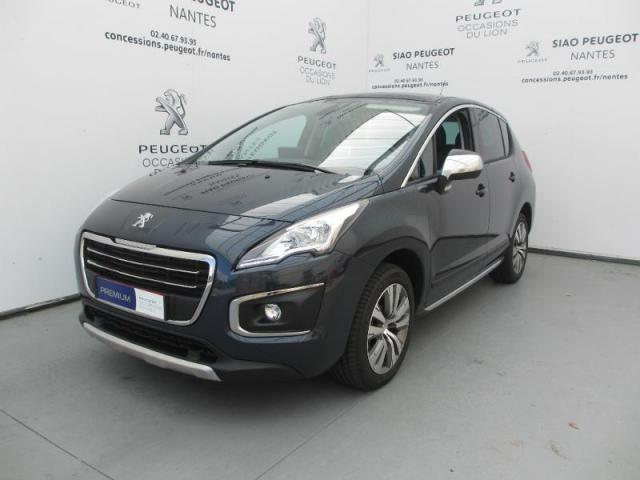 voiture occasion peugeot 3008 1 6 hdi115 fap allure 2013 diesel 44700 orvault loire atlantique. Black Bedroom Furniture Sets. Home Design Ideas