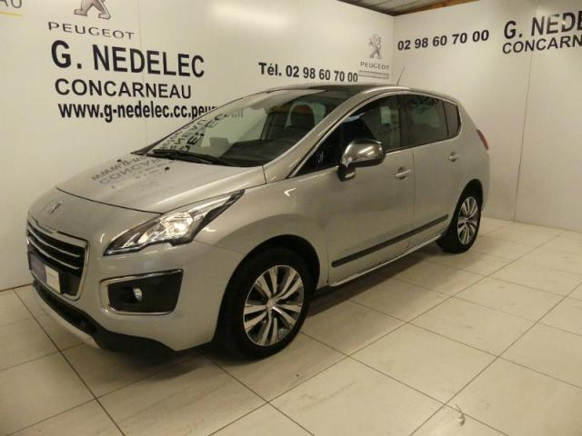 Voiture occasion peugeot 3008 1 6 hdi115 fap allure 2014 for Garage peugeot concarneau