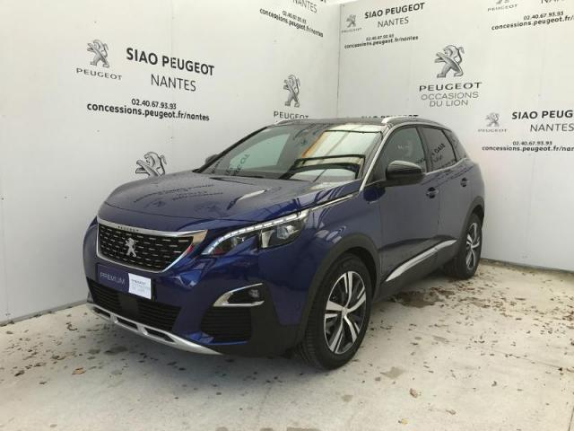 voiture occasion peugeot 3008 1 6 thp 165ch gt line s s eat6 2017 essence 44700 orvault loire. Black Bedroom Furniture Sets. Home Design Ideas