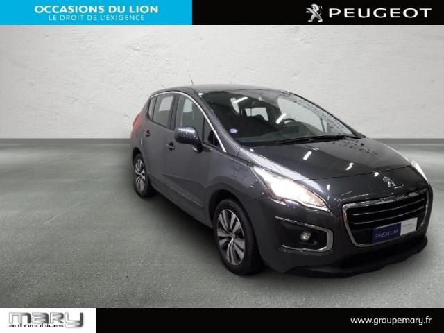 voiture occasion peugeot 3008 1 6 vti 16v active 2015 essence 14100 lisieux calvados. Black Bedroom Furniture Sets. Home Design Ideas