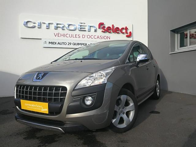 voiture occasion peugeot 3008 2 0 hdi 150 premium pack gps 2011 diesel 29000 quimper finist re. Black Bedroom Furniture Sets. Home Design Ideas