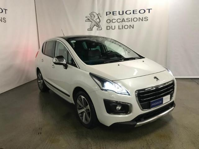 voiture occasion peugeot 3008 2 0 hdi150 fap f line 2014 diesel 50000 saint l manche. Black Bedroom Furniture Sets. Home Design Ideas