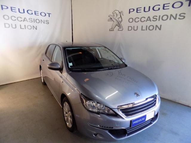 voiture occasion peugeot 308 1 2 puretech 110ch style s s 5p 2016 essence 50110 tourlaville. Black Bedroom Furniture Sets. Home Design Ideas