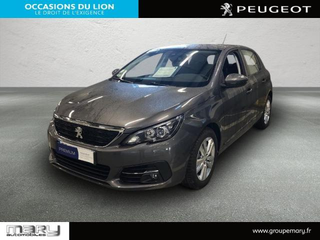 voiture occasion peugeot 308 1 2 puretech 130ch 6 c s s active business eat8 2018 essence 14800. Black Bedroom Furniture Sets. Home Design Ideas