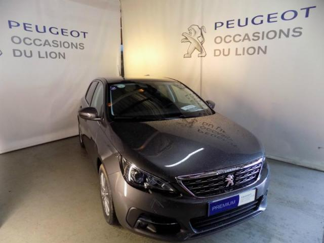 voiture occasion peugeot 308 1 2 puretech 130ch allure. Black Bedroom Furniture Sets. Home Design Ideas