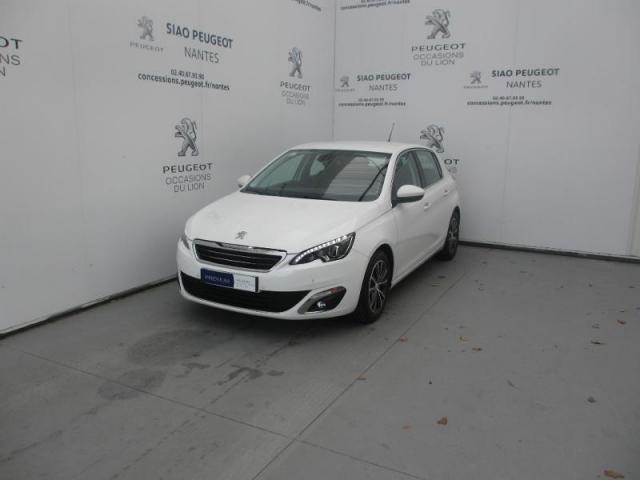 voiture occasion peugeot 308 1 2 puretech 130ch allure s s 5p 2015 essence 44700 orvault loire. Black Bedroom Furniture Sets. Home Design Ideas