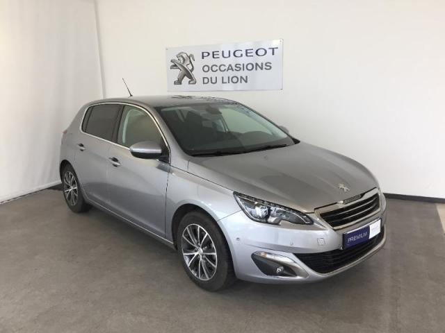 voiture occasion peugeot 308 1 2 puretech 130ch allure s s 5p 2016 essence 14800 deauville. Black Bedroom Furniture Sets. Home Design Ideas