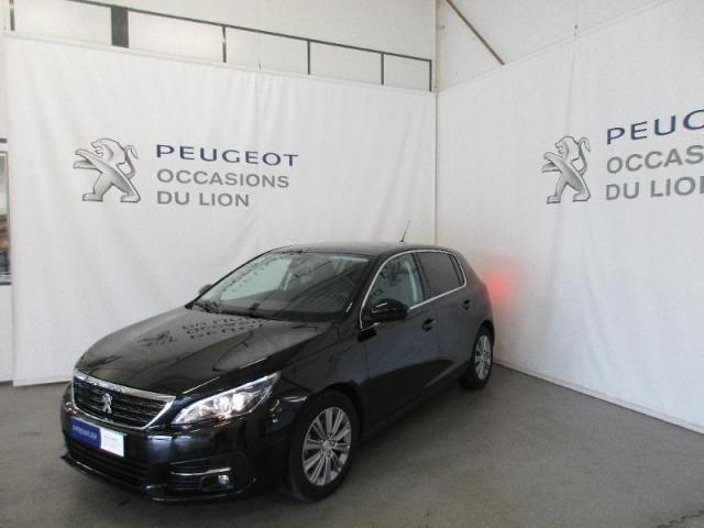 voiture occasion peugeot 308 1 2 puretech 130ch s s allure eat6 2017 essence 50200 coutances. Black Bedroom Furniture Sets. Home Design Ideas