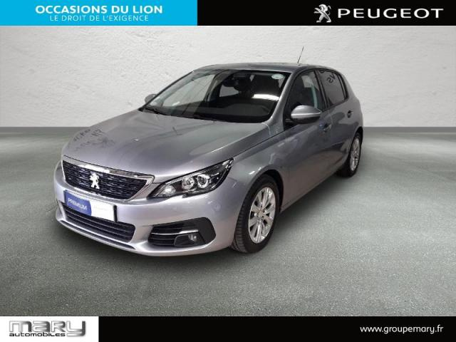 voiture occasion peugeot 308 1 5 bluehdi 130ch s s style 2018 diesel 50110 tourlaville manche. Black Bedroom Furniture Sets. Home Design Ideas