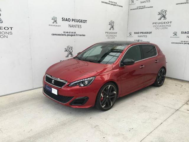 voiture occasion peugeot 308 1 6 thp 270ch gti s s 5p 2016 essence 44700 orvault loire. Black Bedroom Furniture Sets. Home Design Ideas