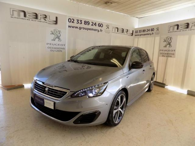 voiture occasion peugeot 308 2 0 bluehdi 180ch gt s s eat6 5p 2016 diesel 50300 avranches manche. Black Bedroom Furniture Sets. Home Design Ideas
